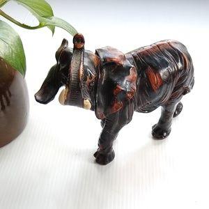 Other - Elephant decorative shelf figurine accent boho